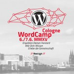 WordPress Know-how beim WordCamp Cologne