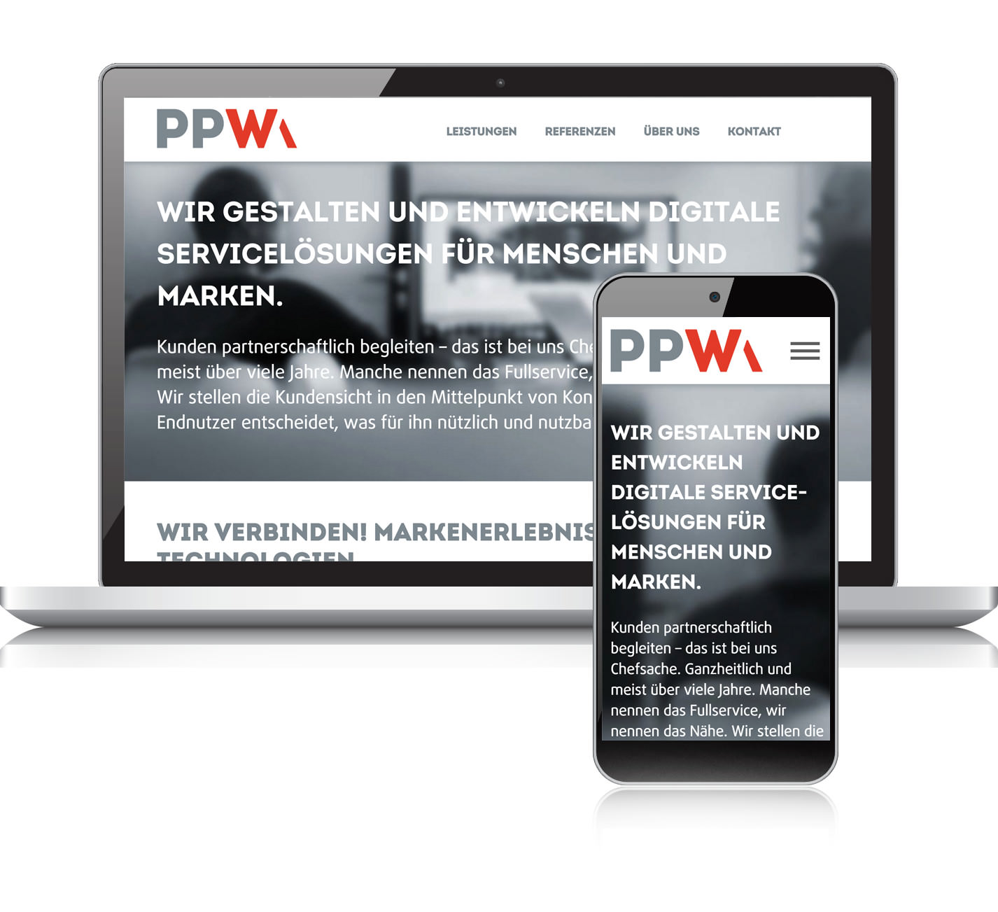 PPW Webseite