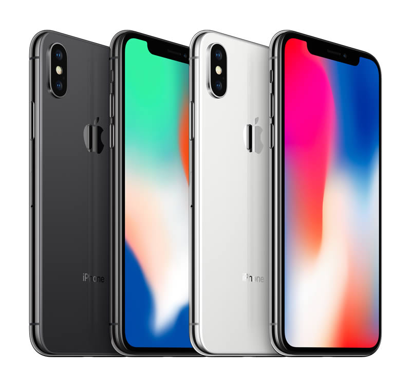 iPhone X Pressebild