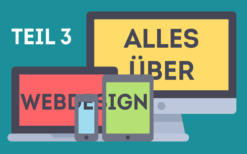 Webdesign-Trends 2019 | Teil 3 der Blogserie