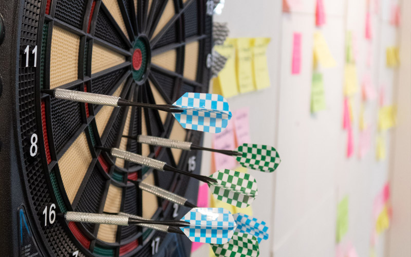 Darts and User Experience - PPW Muenster