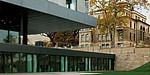 Blick auf die Fassade der Robert Bosch Stiftung
