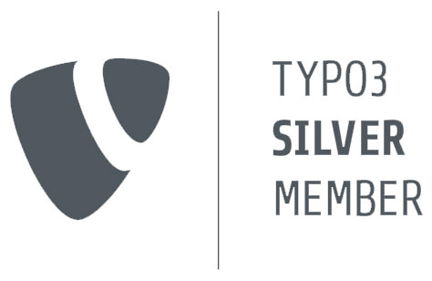 TYPO3-Agentur Köln + Münster: TYPO3-Silver Member