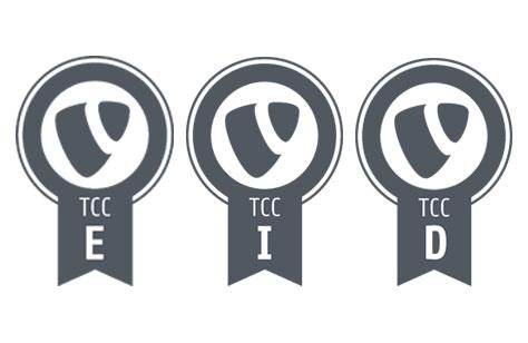 TYPO3-Agentur PPW: TYPO3 CMS Certifed Editor - Integrator - Developer