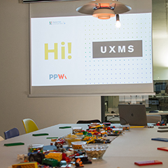UXMS 2017 Digitalhub Münster