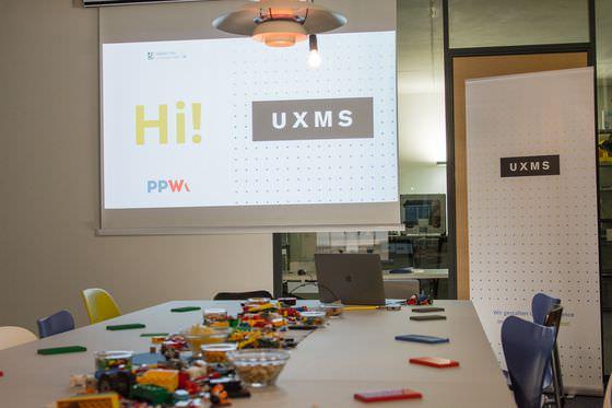 UXMS Muenster Begrüßung